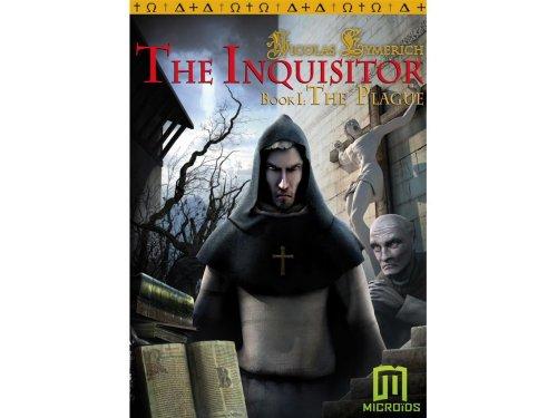 Nicolas Eymerich The Inquisitor - Book I til Mac