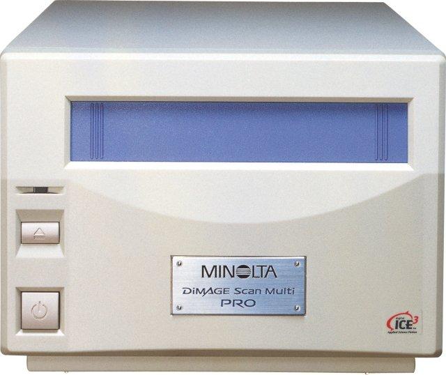 Konica Minolta Scan Multi Pro