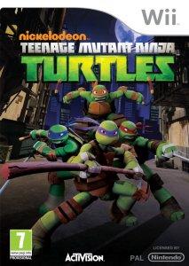 Teenage Mutant Ninja Turtles til Wii