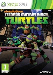 Teenage Mutant Ninja Turtles til Xbox 360