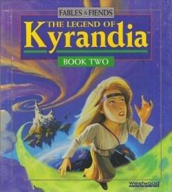 The Legend of Kyrandia: Book 2 - Hand of Fate