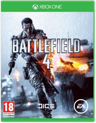 Battlefield 4 Limited Edition til Xbox One