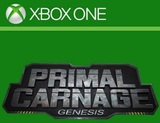 Primal Carnage Genesis   til Xbox One