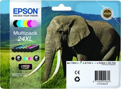 Epson Ink Multipack 6-colors 24XL