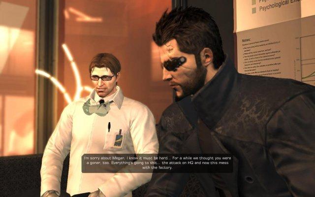 Deus Ex: Human Revolution til Xbox 360