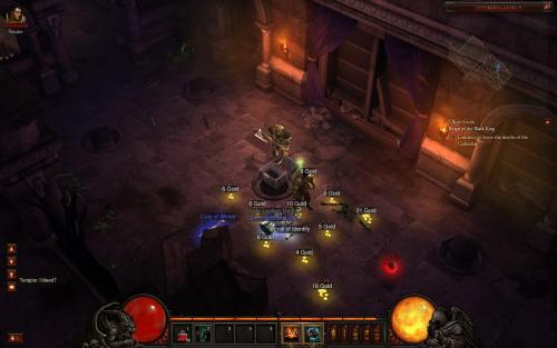 Diablo III til Playstation 4