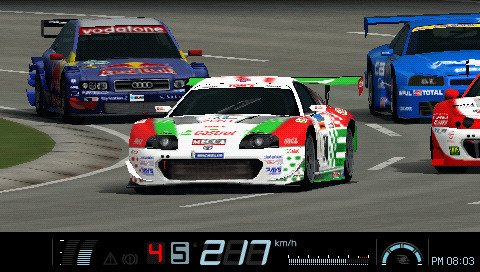 Gran Turismo til PSP
