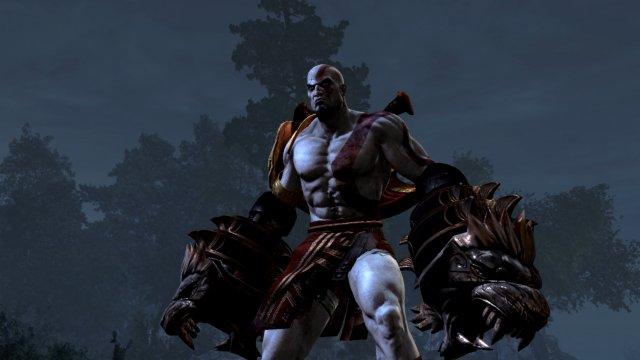 God of War III til PlayStation 3