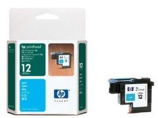 HP Skriverhode Cyan