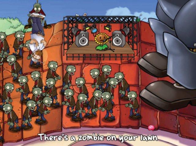 Plants vs. Zombies til PC