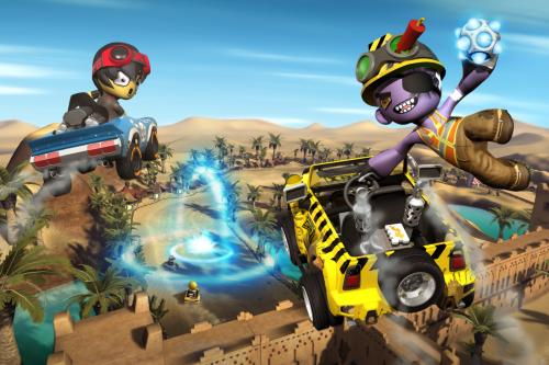 ModNation Racers til Playstation Vita