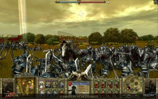 King Arthur: The Role-playing Wargame til PC