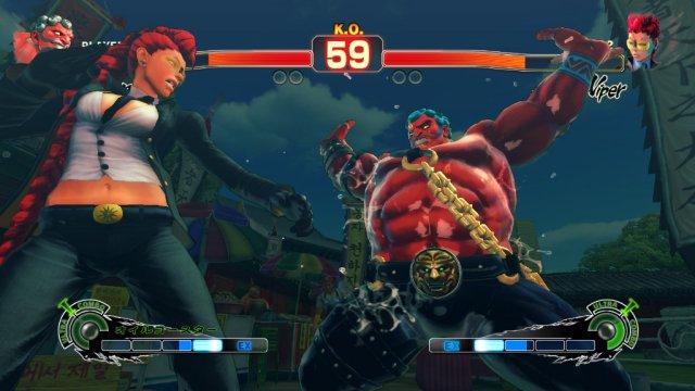 Super Street Fighter IV til Xbox 360