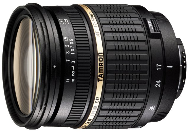 Tamron SP AF 17-50mm F2.8 XR Di-II LD Aspherical (IF) for Pentax