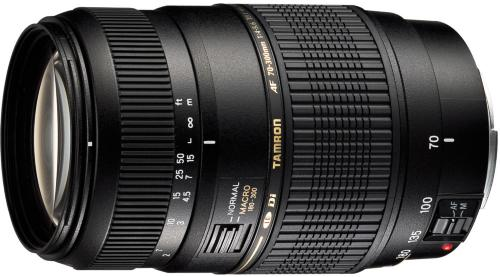 Tamron AF 70-300mm F/4-5.6 Di LD MACRO 1:2 for Canon