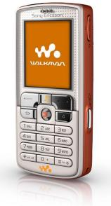 Sony Ericsson W800i med abonnement
