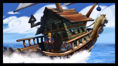 The Secret of Monkey Island 2: Special Edition: LeChuck's Revenge