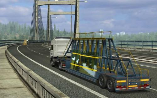 UK Truck Simulator til PC