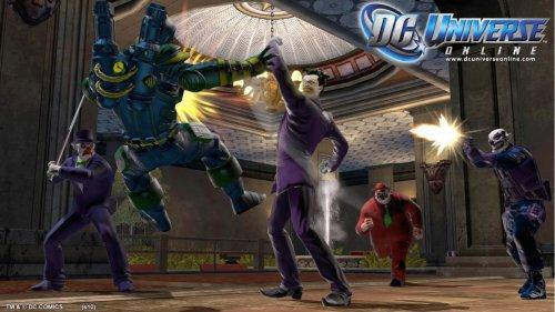 DC Universe Online til Playstation 4