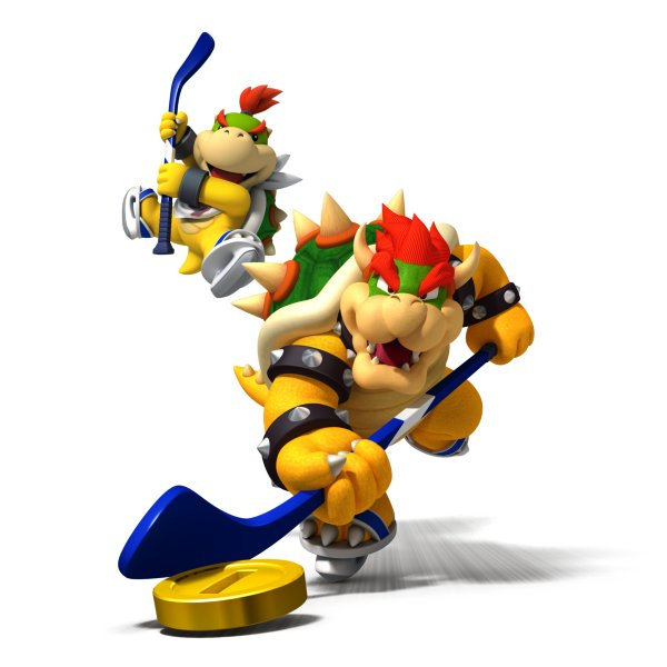 Mario Sports Mix til Wii