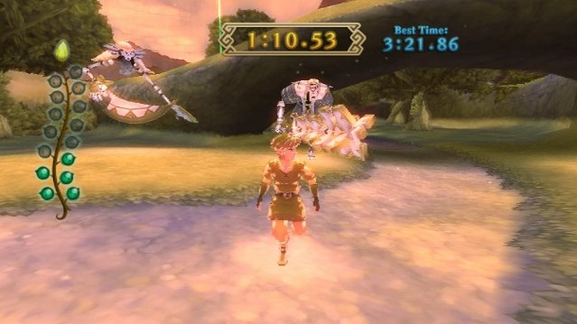 The Legend of Zelda: Skyward Sword til Wii