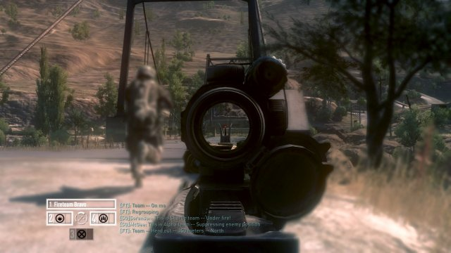 Operation Flashpoint: Red River til Xbox 360