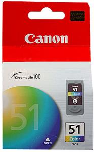 Canon CL-51 Farge