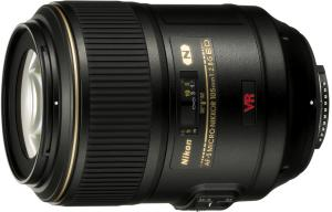 Nikon Nikkor AF-S VR Micro 105mm f/2.8G IF-ED