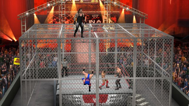 WWE: SmackDown vs. Raw 2011 til PlayStation 3