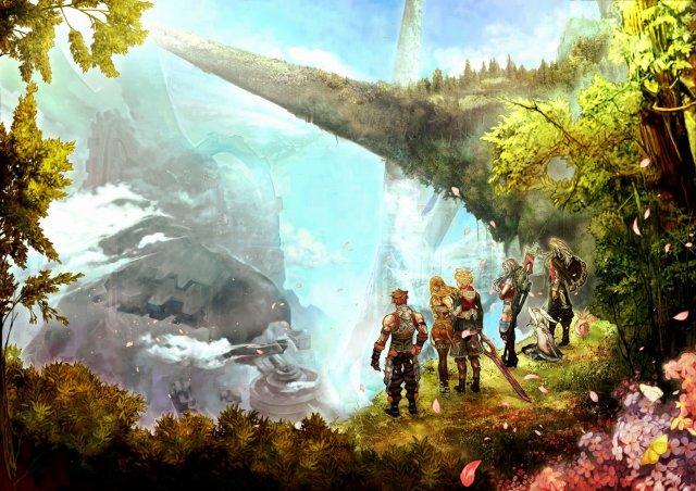 Xenoblade Chronicles til Wii