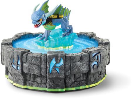 Skylanders: Spyro's Adventure til Wii