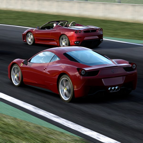Test Drive: Ferrari Racing Legends til PlayStation 3