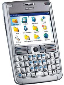 Nokia E61 med abonnement