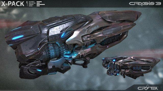 Crysis 3 til Xbox 360
