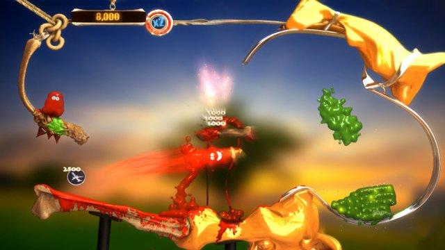 The Splatters til Xbox 360