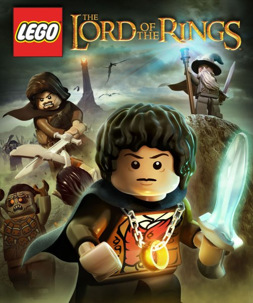 LEGO The Lord of The Rings til Xbox 360