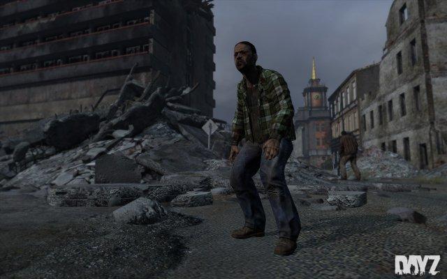 DayZ til Playstation 4