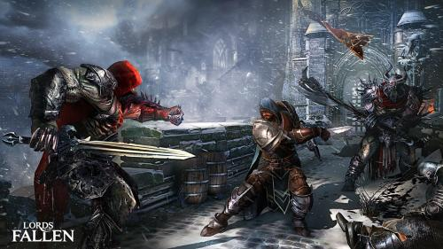 Lords of the Fallen til Android