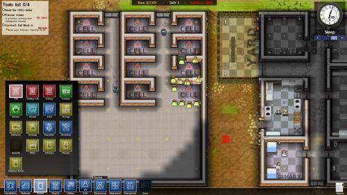 Prison Architect til Mac