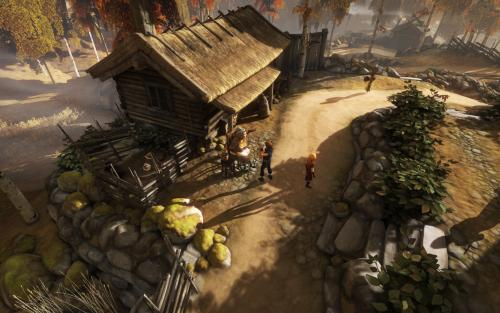 Brothers: A Tale of Two Sons til iPad