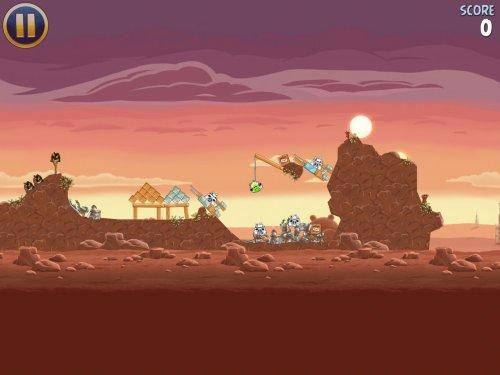 Angry Birds Star Wars til Playstation 4