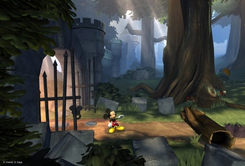 Castle of Illusion Featuring Mickey Mouse til PlayStation 3