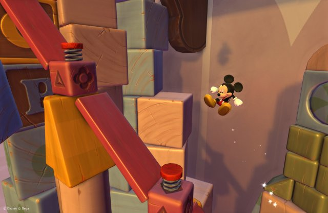 Castle of Illusion Featuring Mickey Mouse til PC