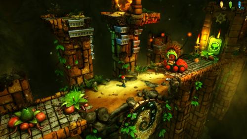 Oliver & Spike: Dimension Jumpers til PC