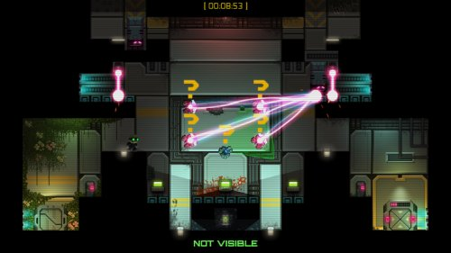 Stealth Inc.: A Clone in the Dark til Playstation Vita