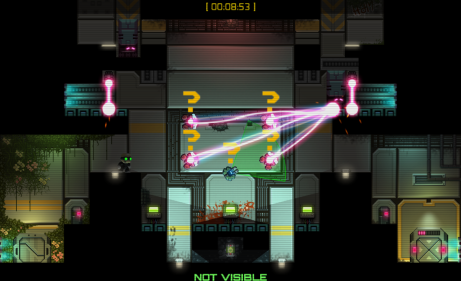 Stealth Inc.: A Clone in the Dark til PlayStation 3