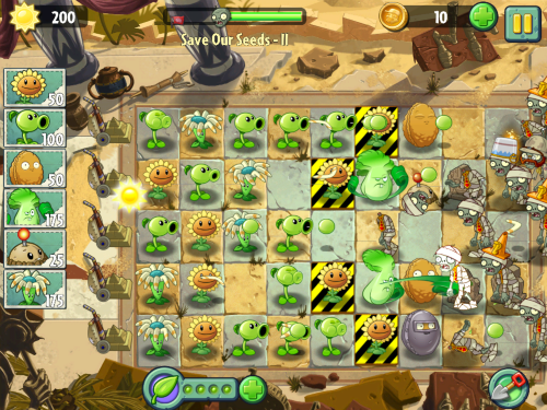 Plants vs. Zombies 2: It's About Time til iPhone