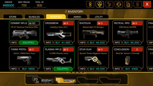 Deus Ex: The Fall til iPad