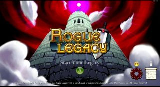 Rogue Legacy til PC