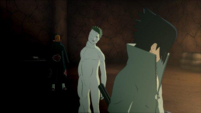 Naruto Shippuden: Ultimate Ninja Storm 3: Full Burst til Xbox 360